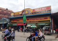 海外第1号店!!カンボジアのプノンペンに「カンボジア1号店」オープン!!